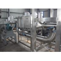 China Full Closed Fluid Bed Equipment , Nitrogen Protection FBD Dryer For Powder / Granule wholesale