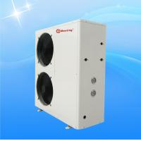 Meeting Electric Heat Pump System , 16 Kw Low Temperature Air Source Heat Pump