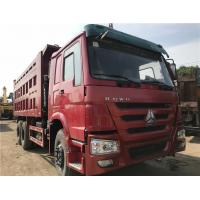 China Good Condition Used HOWO Dump Truck Tipper Truck 371HP 8X4 with Best Price for Africa in Stock Available wholesale