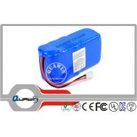 Quality OEM Li-ion 18650 11.1V 9600mAh lithium battery Packs with UL,CE,IEC certificates for sale