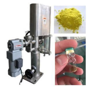 China 0.1g 0.5g 10g Manual Small Powder Filling Machine Semi Automatic Powder Packaging machine wholesale