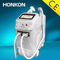 China 808nm Vaccum Diode Laser Permanent Hair Removal And Skin Rejuvenation Machine wholesale