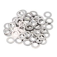 China SS 304 A2 DIN 125 Hardware Flat Washers Size M3-M72 Polish Color wholesale