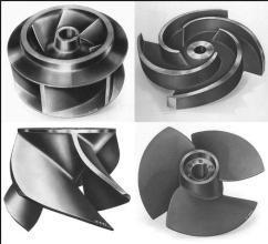 China ASTM A352 A486 A743 Grade Gr CA6NM CA-6NM UNS S41500 casting steel Turbine pump compressor propellers impellers wholesale