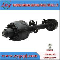 China 16T German style trailer axle on sale