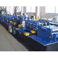 China Galvanized Steel CZ Purlin Roll Forming Machine Fully Automatic High Speed wholesale
