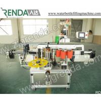 China Renda Full Automatic Sticker Labeling Machine For Round Square Bottles wholesale