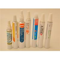 China Soft Aluminum Squeeze Eye Ointment Tube Sterile Eye Cream Aluminum Cream Tube wholesale