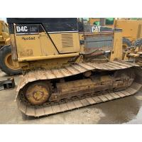 China Used CAT D4C Hystat Crawler Bulldozer/Caterpillar bulldozer D4 For Sale wholesale