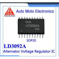 Quality LD3092A Auto alternator voltage regulator IC MC33092 for sale