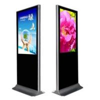 China 42 inch iphone style floor-standing advertising LCD digital signage wholesale