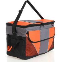 China Waterproof Polyester Insulated Cooler Bags Picnic Ice Pack Lunch Bag on sale