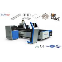 China 0.5~5MM Stainless Steel Laser Cutter Machine , Laser Cutting Machine For Metal wholesale