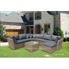 China Outdoor / Indoor Garden Patio Seating Sets Garden Deep Seating Patio Furniture wholesale