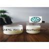 Buy cheap White liquid Chlorfenapyr 24% SC / CAS 122453-73-0 / C15H11BrClF3N2O from wholesalers