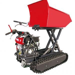 China ED500B Easy operate gasoline mini dumper 500kg, small mining truck dumper wholesale