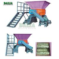 Buy cheap 11 - 37KW Power Scrap Metal Shredder Over Load Protection With Strong Crushing from wholesalers
