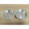 China Cup Vitrified Diamond Grinding Wheels , PCD Cutting Tools Vitrified Diamond Wheels wholesale