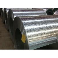 China GI Hot Dipped Galvanized Steel Coils / Sheets / Strips For Roofing Sheets wholesale