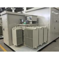 China 35kV Oil  /  Dry Type Transformer Prefabricated Substation For Wind & Photovolaic wholesale