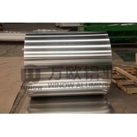 China Brick Grain Aluminium Colour Coated Coils Cold / Hot Roll 1200mm External Diameter wholesale