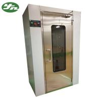 China Lacquering Board Cleanroom Air Shower , Clean Room Cleaning Equipment For 4-6 People wholesale