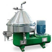 China Special Design Milk Cream Centrifugal Separator Machine Used Beer Separator / Clarifier wholesale