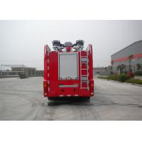 China 50kw Electric Generator Lighting Fire Department Vehicles With Power Distribution System wholesale