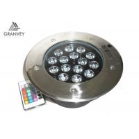 Buy cheap Dustproof Underground Led Spotlight Ip67 Waterproof 15w With 15pcs Led from wholesalers