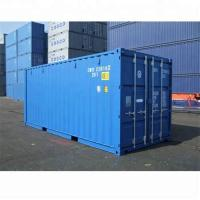 Buy cheap ISO Certified 40ft Lng Storage Tank HC Shipping Container Optional Color from wholesalers