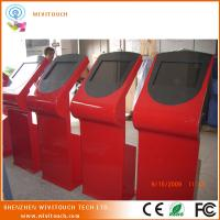 China automatic qms queue ticket dispenser machine 17,19,22 on sale