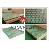 China 2000 48- 30 PWP Steel Frame Screen Durable 2-3 Layers Good Performance wholesale