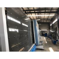 Buy cheap Professional Vertical Double Glazing Machinery Insulating Glass Washing Machine from wholesalers