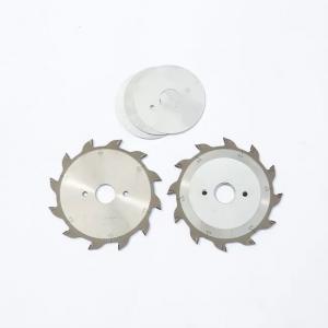 China 120*20*3.0-4.0*24T Polycrystalline Diamond Blade Scoring Bilaminate Laminate Melamine MDF OSB wholesale