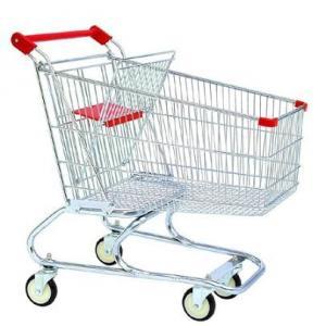 China Supermarket Trolley Supermarket  Trolley Cart wholesale