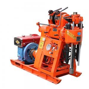 China 18HP 100m Well Drilling Machine wholesale