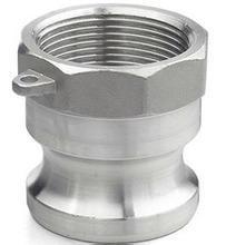 China Aluminium camlock coupling Type A wholesale