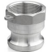 China Stainless Steel Camlock Coupling A  Size:1/2''--6'' Stainless Steel,Brass,Aluminum,PP,Nylo wholesale