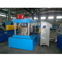 China C Purlin Roll Forming Machine with High-level of Automation for Main Body Stress Structure wholesale