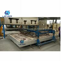 China Automatic Glass Thermal Glass Bending Furnace for Bus front Windshield 2000 x 3000mm wholesale