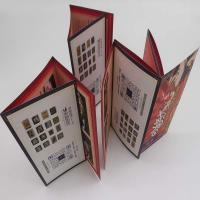 China Disposable Custom Folded Leaflets Colour Flyer Printing For Restaurant Publicity on sale