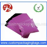 Quality Purple High-strength Poly Mailing Bags Lightweight  With High Security for sale