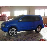 Quality Customized Advertising Inflatable Product Replica / Inflatable Car Model for sale