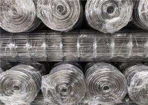 China 1.8m X 30m Building 2x4 Galvanized Welded Wire Mesh Rolls wholesale