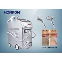 China Permanent Painless Professional Laser Hair Removal Machine 808NM For Clinic Use wholesale