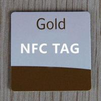 China NFC Type 1 Tag/Keyfob/Sticker with 13.56MHz Chip, 14443A, Mifare 1K Tag, High Quality on sale