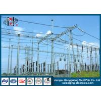 Buy cheap Electrical Substation Industry Power Substation Steel Structures Q235 , Q345 from wholesalers