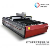 China Water Cooling YAG Industrial Laser Cutting Machine For Stainless Steel / Carbon Steel wholesale