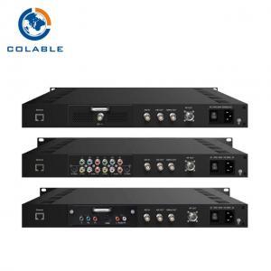 China SDI To DVB S2 Hdmi To Digital Tv Modulator 950 ~ 2150Mhz COL5011U For Satellite TV L Band on sale