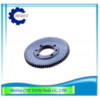 China Stainless Material Sodick EDM Spare Parts S464 Feed Roller Wheel Gear OD 72mm water nozzle wholesale